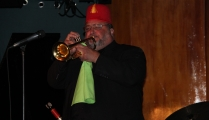 "Planet D Nonet's ""Swingin The D"" CD Release Party held 5/11/13"