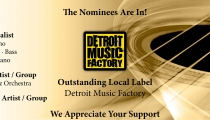 Detroit Music Factory and it's Artists get recognized for their hard work