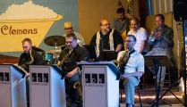 Planet D Nonet swoons the crowd at The Rec in Mt. Clemens, MI
