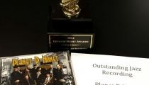 Planet D Nonet wins a Detroit Music Award for Outstanding Jazz Recording